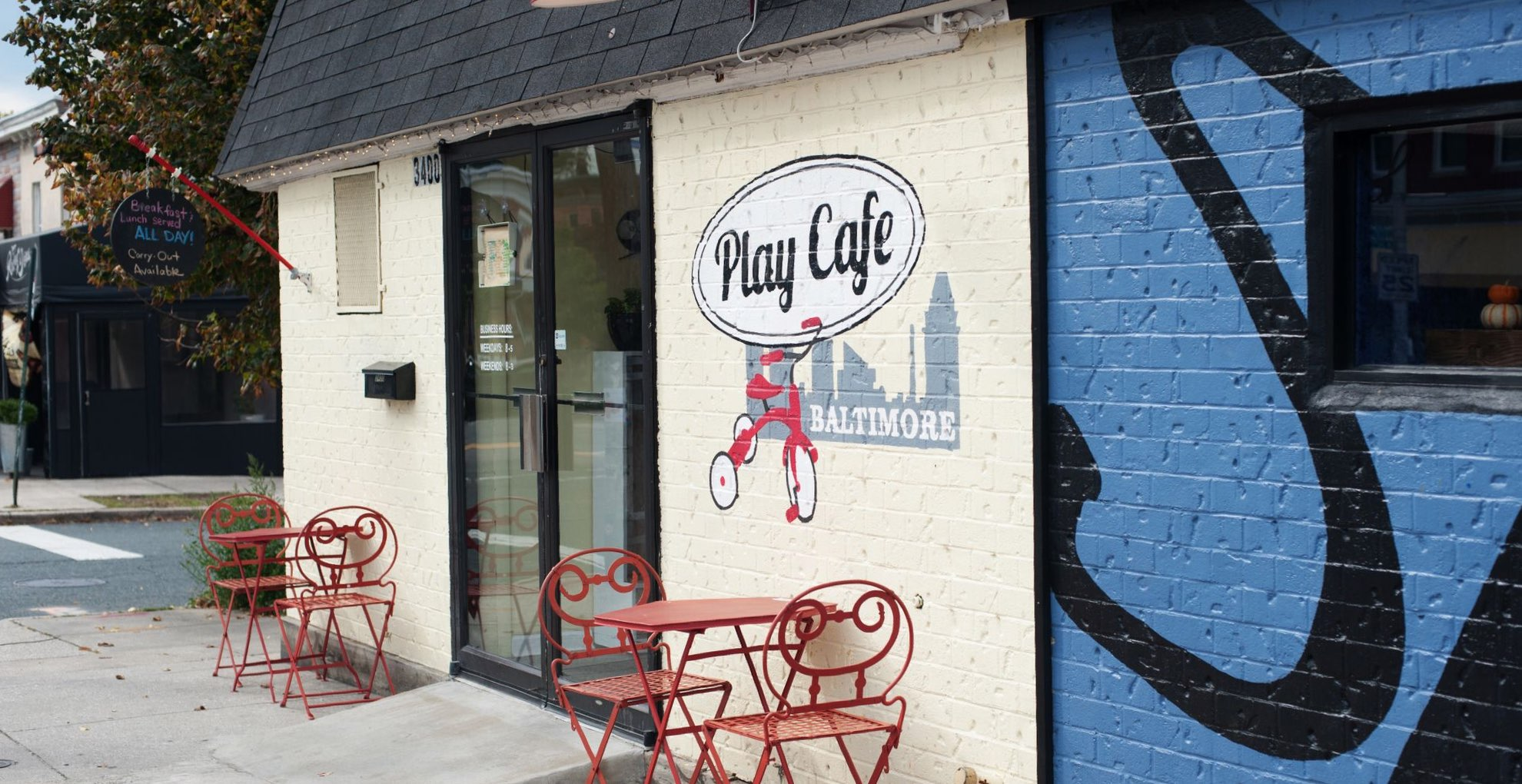 Play Cafe Baltimore - (cool) progeny